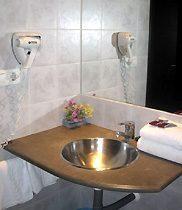Bad Apartment Granada Andalusien