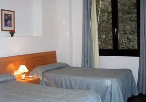 Schlafzimmer Apartment Granada Andalusien