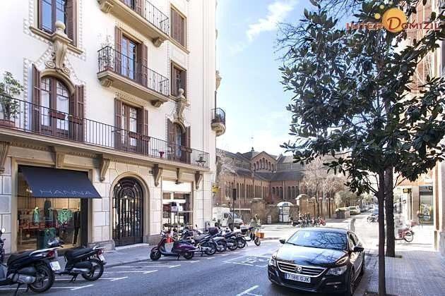 Ferienwohnung Barcelona mit WLAN