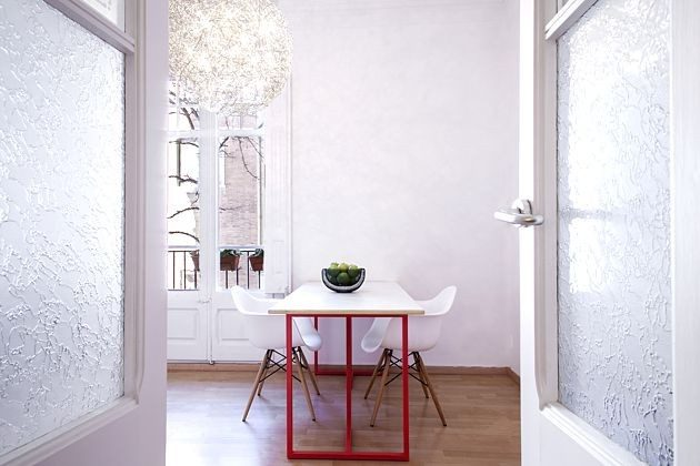 Esstisch im Wohn-/Esszimmer
