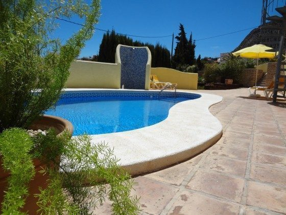 Ferienhaus Costa Blanca mit Badeurlaub-Möglichkeit