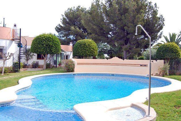 Ferienhaus Costa Blanca mit WLAN