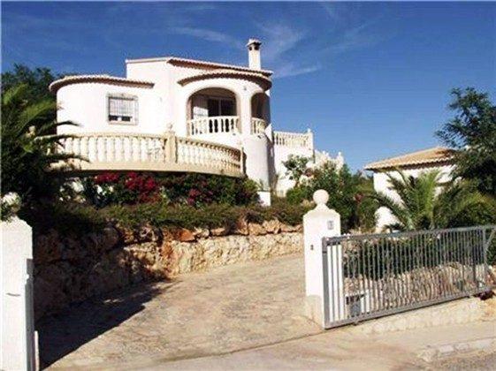 Ferienhaus Costa Blanca mit Pool