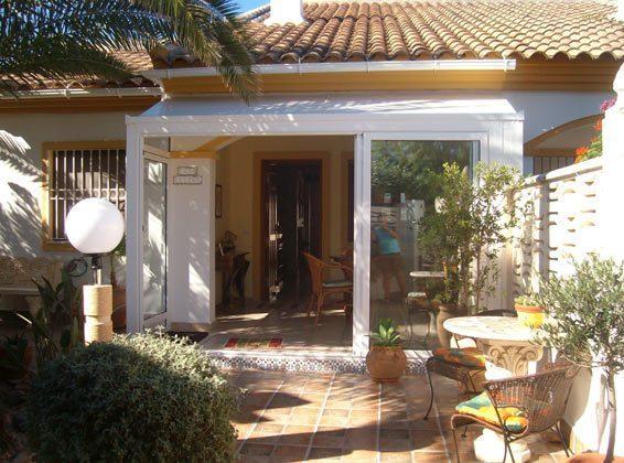 Ferienhaus Costa Blanca mit Garten