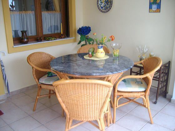 Bild 4 - Spanien Costa Blanca Les Deveses Ferienhaus Cas... - Objekt 2021-1