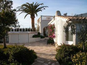 Bild 3 - Spanien Costa Blanca Ferienhaus Finca-Garden - Objekt 2492-1