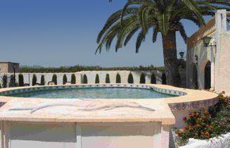 Bild 8 - Spanien Costa Blanca Ferienhaus Finca-Garden - Objekt 2492-1