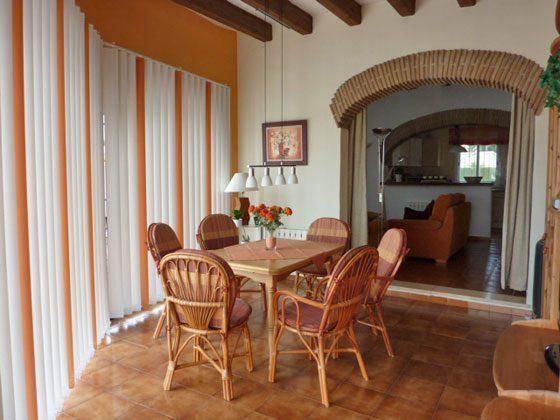 Bild 3 - Costa Blanca Ferienhaus Trixi mit Pool - Objekt 2922-1