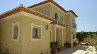 Costa Blanca Ferienhaus Villa in Denia