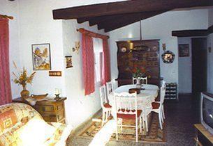 Bild 2 - Costa Blanca Ferienhaus Mede mit Pool - Objekt 5264-1