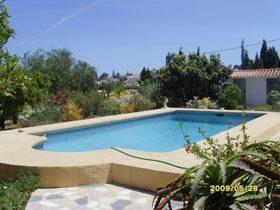 Bild 3 - Costa Blanca Ferienhaus Mede mit Pool - Objekt 5264-1