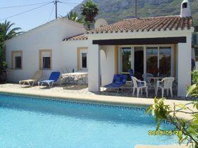 Bild 4 - Costa Blanca Ferienhaus Mede mit Pool - Objekt 5264-1