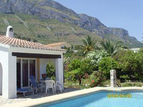 Bild 6 - Costa Blanca Ferienhaus Mede mit Pool - Objekt 5264-1