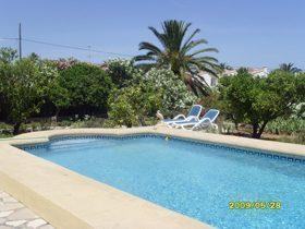 Bild 7 - Costa Blanca Ferienhaus Mede mit Pool - Objekt 5264-1