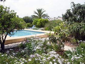 Bild 8 - Costa Blanca Ferienhaus Mede mit Pool - Objekt 5264-1
