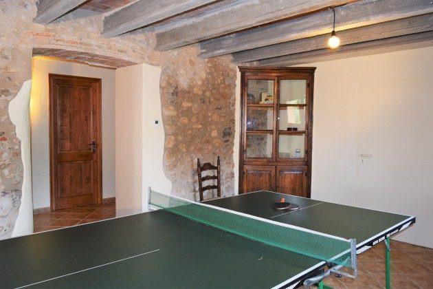 Tischtennis  Costa Brava, Camallera, großes Ferienhaus Ref: 181128-4
