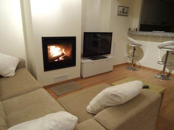 Wohnbereich Camallera Ferienhaus Ref. 72562-2