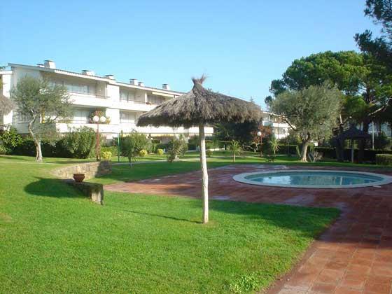 Ferienwohnung Costa Brava mit Kamin