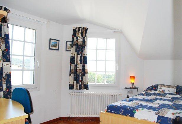 Schlafzimmer 4 Blanes Ferienhaus Ref. 140331-16