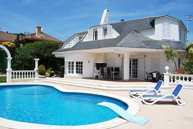Ferienhaus Costa Brava mit Badeurlaub-Möglichkeit