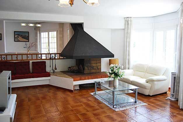 Kamin Blanes Ferienhaus Ref. 140331-16