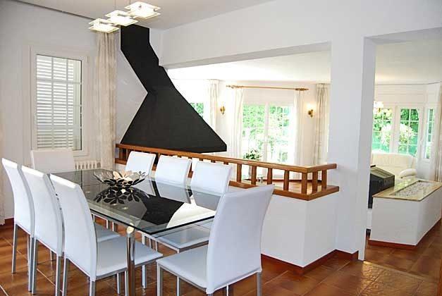 Essbereich Blanes Ferienhaus Ref. 140331-16