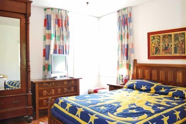Schlafzimmer 1 Blanes Ferienhaus Ref. 140331-16