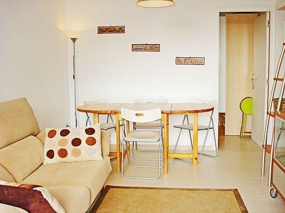 Wohnbereich H2 Llafranc Ferienwohnungen in Anlage Ref. 140331-21