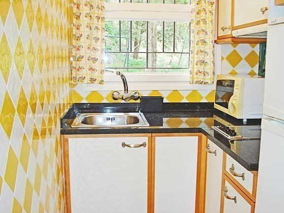 Küche H2 Llafranc Ferienwohnungen in Anlage Ref. 140331-21