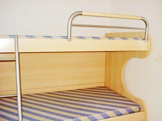 Schlafzimmer H2 Llafranc Ferienwohnungen in Anlage Ref. 140331-21