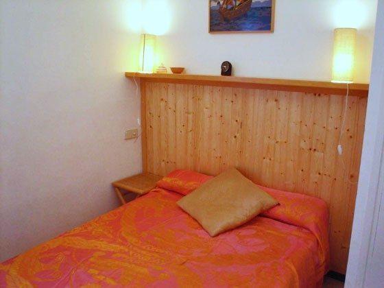 Schlafzimmer H3 Llafranc Ferienwohnungen in Anlage Ref. 140331-21