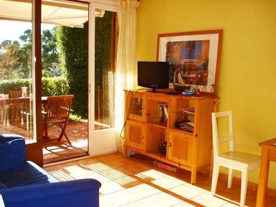 Wohnbereich H1 Llafranc Ferienwohnungen in Anlage Ref. 140331-21