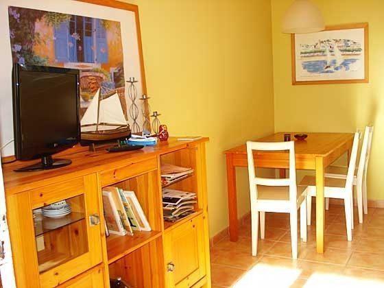 Essbereich H1 Llafranc Ferienwohnungen in Anlage Ref. 140331-21