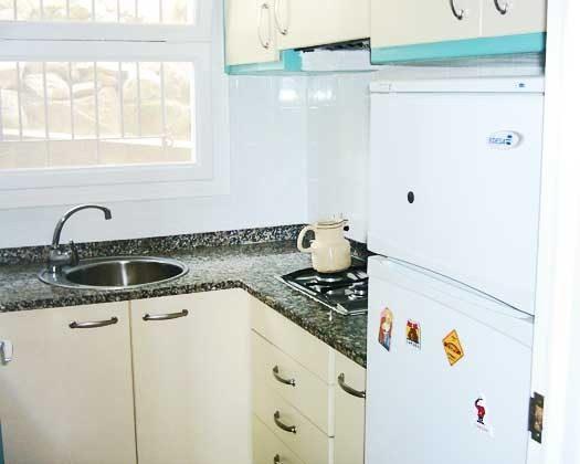 Küche H1 Llafranc Ferienwohnungen in Anlage Ref. 140331-21