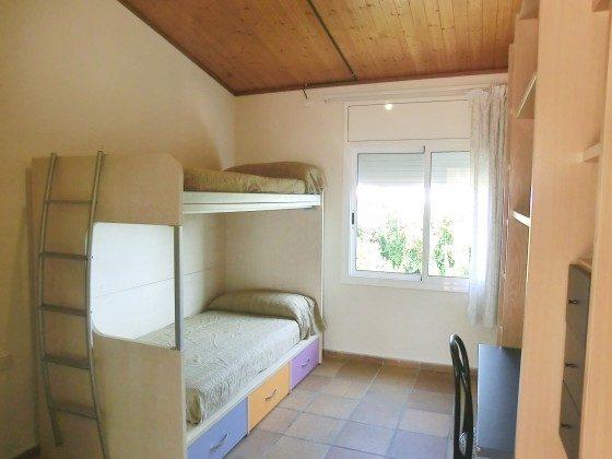 Schlafzimmer 4 Blanes Ferienhaus Ref. 140331-25