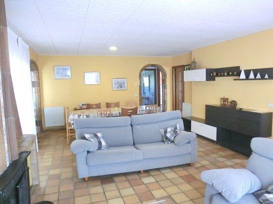 Wohnzimmer Blanes Ferienhaus Ref. 140331-25