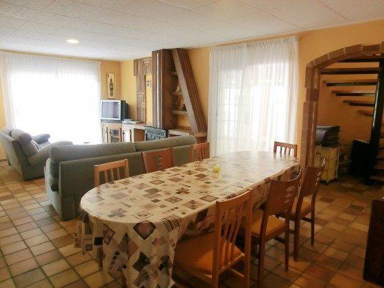 Essbereich Blanes Ferienhaus Ref. 140331-25