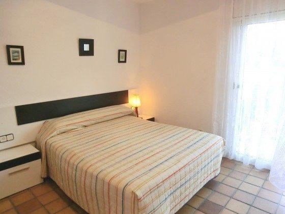 Schlafzimmer 1 Blanes Ferienhaus Ref. 140331-25