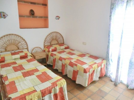 Schlafzimmer 2 Blanes Ferienhaus Ref. 140331-25