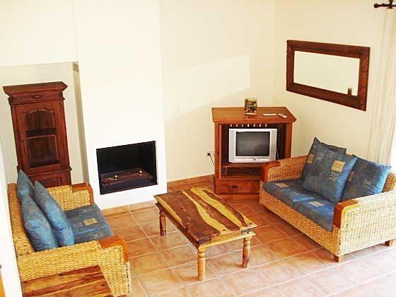 Wohnbereich  Mas Pinell 44 Ferienhäuser in Wohnanlage Ref. 140331-19