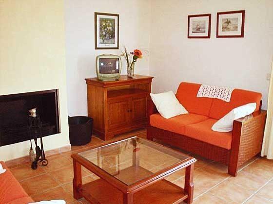 Wohnbereich Mas Pinell 61 Ferienhäuser in Wohnanlage Ref. 140331-19