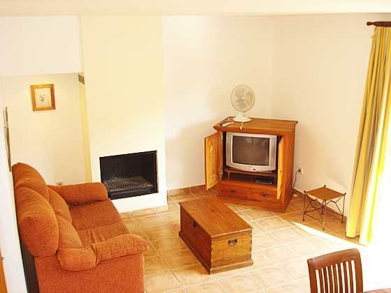 Wohnbereich Mas Pinell 73 Ferienhäuser in Wohnanlage Ref. 140331-19