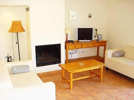 Wohnbereich Mas Pinell 89 Ferienhäuser in Wohnanlage Ref. 140331-19
