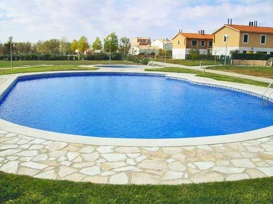 Pool Ferienhäuser in Wohnanlage Ref. 140331-19