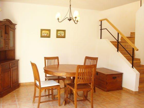 Essbereich Mas Pinell 73 Ferienhäuser in Wohnanlage Ref. 140331-19