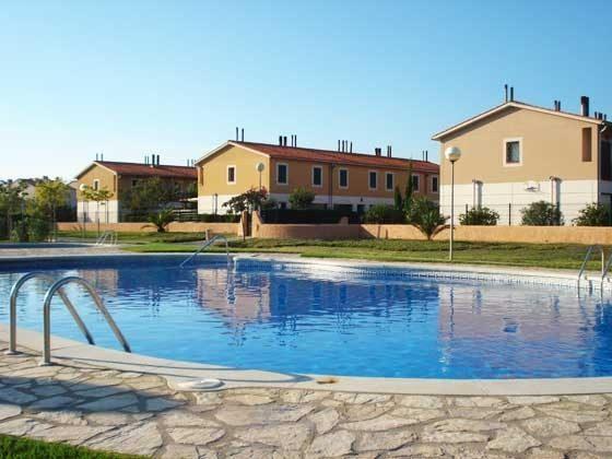 Wohnbereich Mas Pinell 33 Ferienhäuser in Wohnanlage Ref. 140331-19