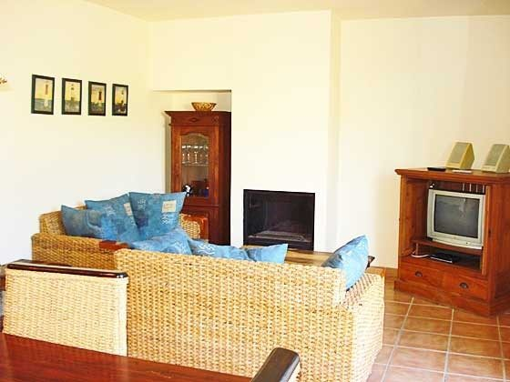 Essbereich  Mas Pinell 33 Ferienhäuser in Wohnanlage Ref. 140331-19
