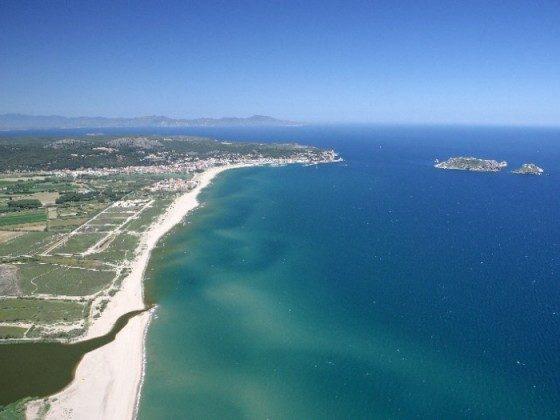 Appartment Costa Brava mit Badeurlaub-Möglichkeit