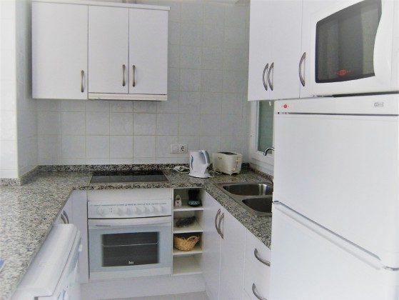 Küche Costa Brava Estartit Ferienwohnung Ref. 181128-1
