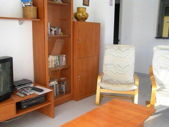 Wohnbereich  Costa Brava Estartit Ferienwohnung Ref. 181128-1